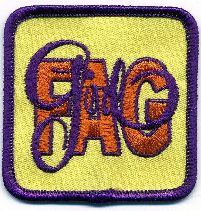 Girlfag badge